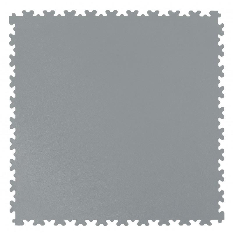 Posadzka podłoga PCV R-Tile 4mm Textured ( skórka pomarańczy ) kolor Jasnoszary, Ciemnoszary