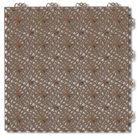 Podłoga techniczna Bergo XL drewno cedrowe