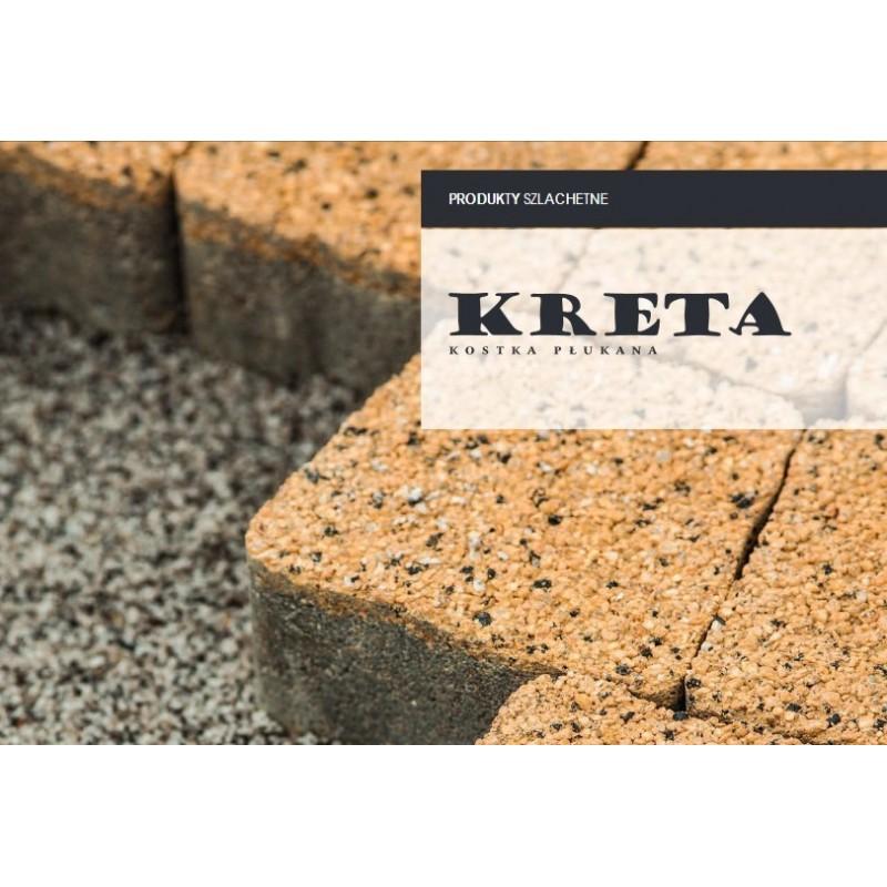 Podłoga na tarasy Bergo XL biała