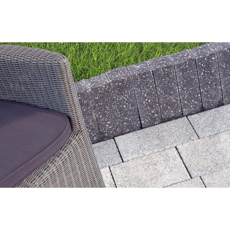 Podłoga na tarasy Bergo Unique biała