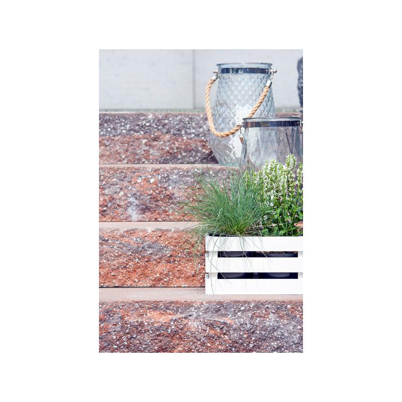 Podłoga na tarasy Bergo Unique niebieska