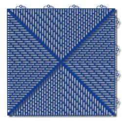Posadzka do sklepu Bergo Unique niebieska