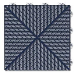 Płytki warsztatowe Bergo Unique niebieska stal