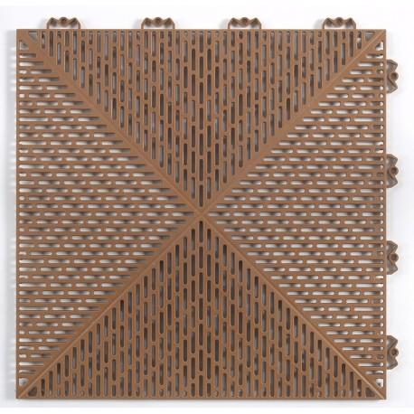 Płytki podłogowe przemysłowe Bergo Unique terakota