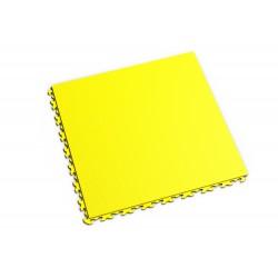 Płytki do Garażu FORTELOCK Yellow Invisible 2030 skóra
