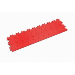 Elementy Najazdowe Posadzki Garażowe - Rampa Rosso Red monety
