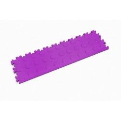 Elementy Najazdowe Płytki PCV na Podłogę - Rampa Purple monety