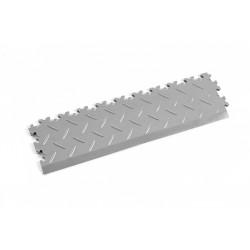 Elementy Najazdowe Podłogi z PCV - Rampa Grey diament