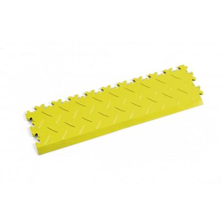 Elementy Najazdowe Podłoga z PCV - Rampa Yellow diament