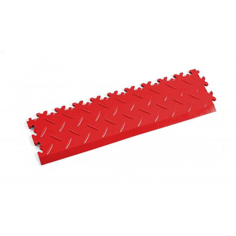 Elementy Najazdowe Podłogi Biurowe - Rampa Rosso Red diament