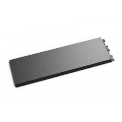 Elementy Najazdowe Płytki PCV Podłogowe - Rampa Black Invisible A