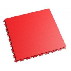 Płytki Garażowe FORTELOCK Rosso Red Invisible 2030 skóra