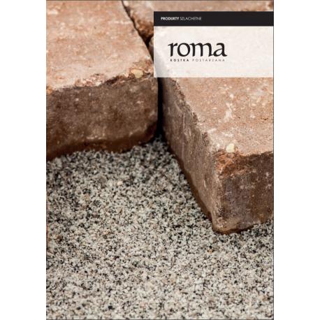 ROMA - kostka postarzana