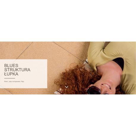 Blues Kostka Tarasowa - Struktura Łupka