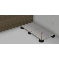 Posadzka Przemysłowa Podłoga Płytki PCV R-Tile 4mm Żółta