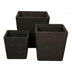 płytki gresowe tarasowe DOWNTOWN GREY 60x60