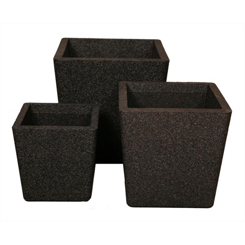 Płyta tarasowa gresowa o zwiększonej grubościDOWNTOWN TAUPE 60 cm x 60 cm