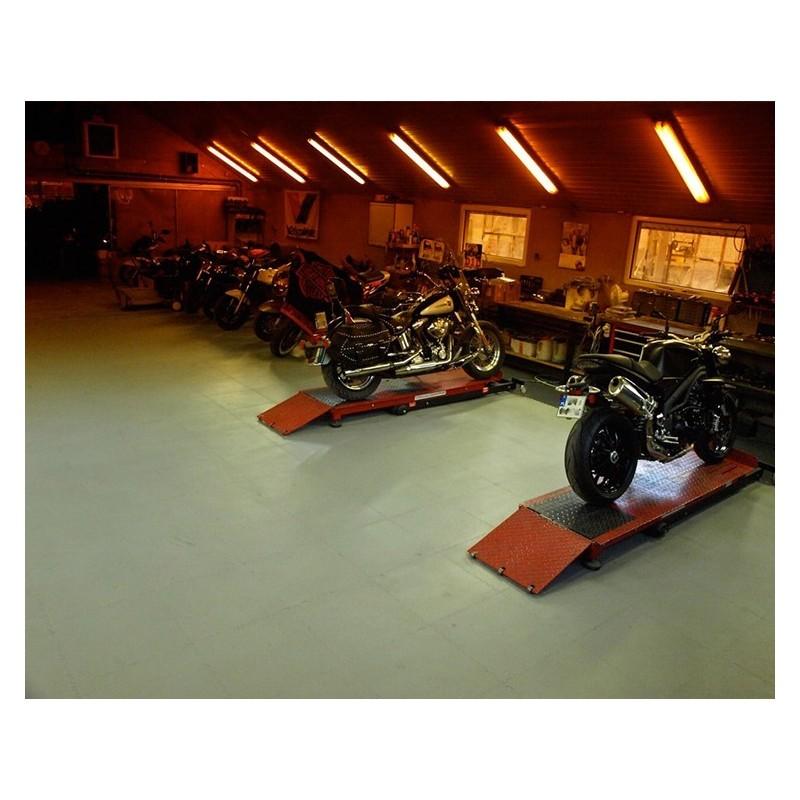 Duża płyta gresowa na taras wentylowany KYARA DARK 60 cm x 60 cm