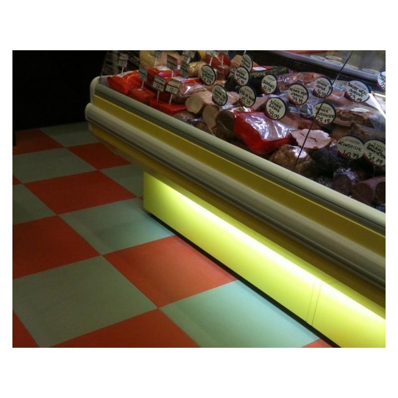 SPECTRE GREY 60 cm x 60 cm grube płyty gresowe 3 cm na budowę podjazdu lub tarasu