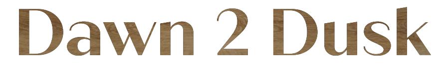 Kolekcja paneli winylowych podłogowych z podkładem Dawn-2-Dusk